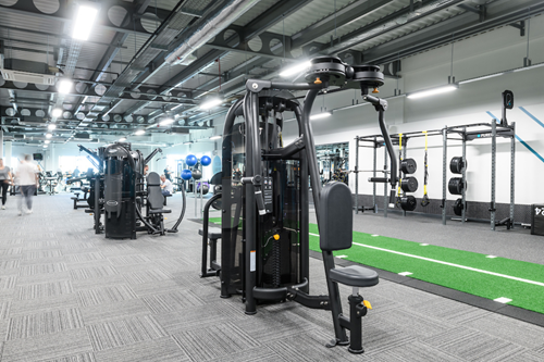 fixed resistance machine PureGym