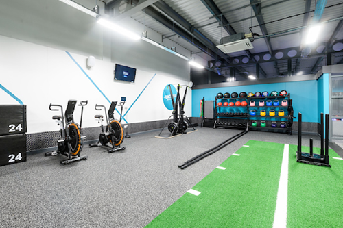 Functional area prowler track PureGym
