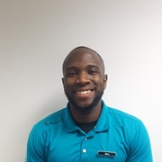 Michael Oyewole Assistant Gym Manager