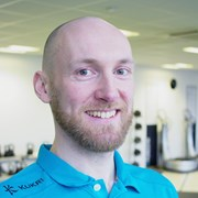 Paul Healy Gym Manager