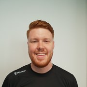 Harry Frampton Assistant Gym Manager