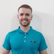 Mark  Seabourne Assistant Gym Manager