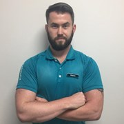 Stephen Tormey Assistant Gym Manager