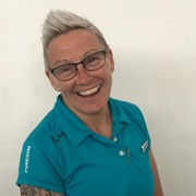 Patricia Ames Gym Manager