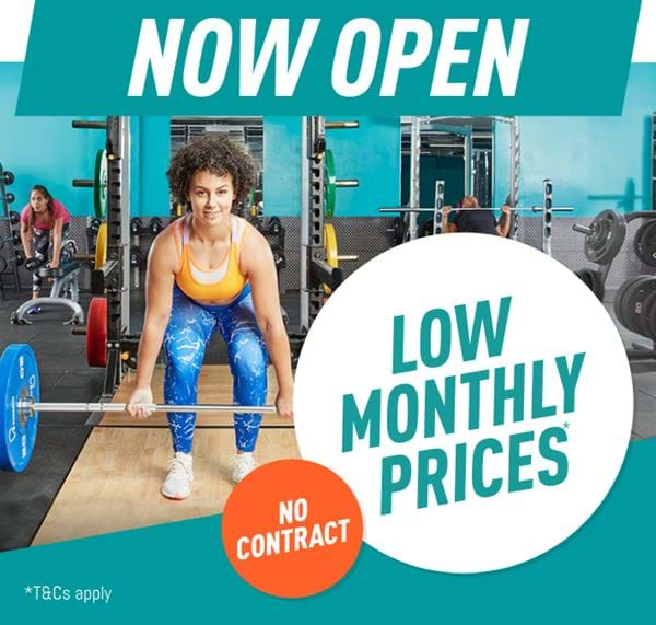 Now Open Low Monthly Prices
